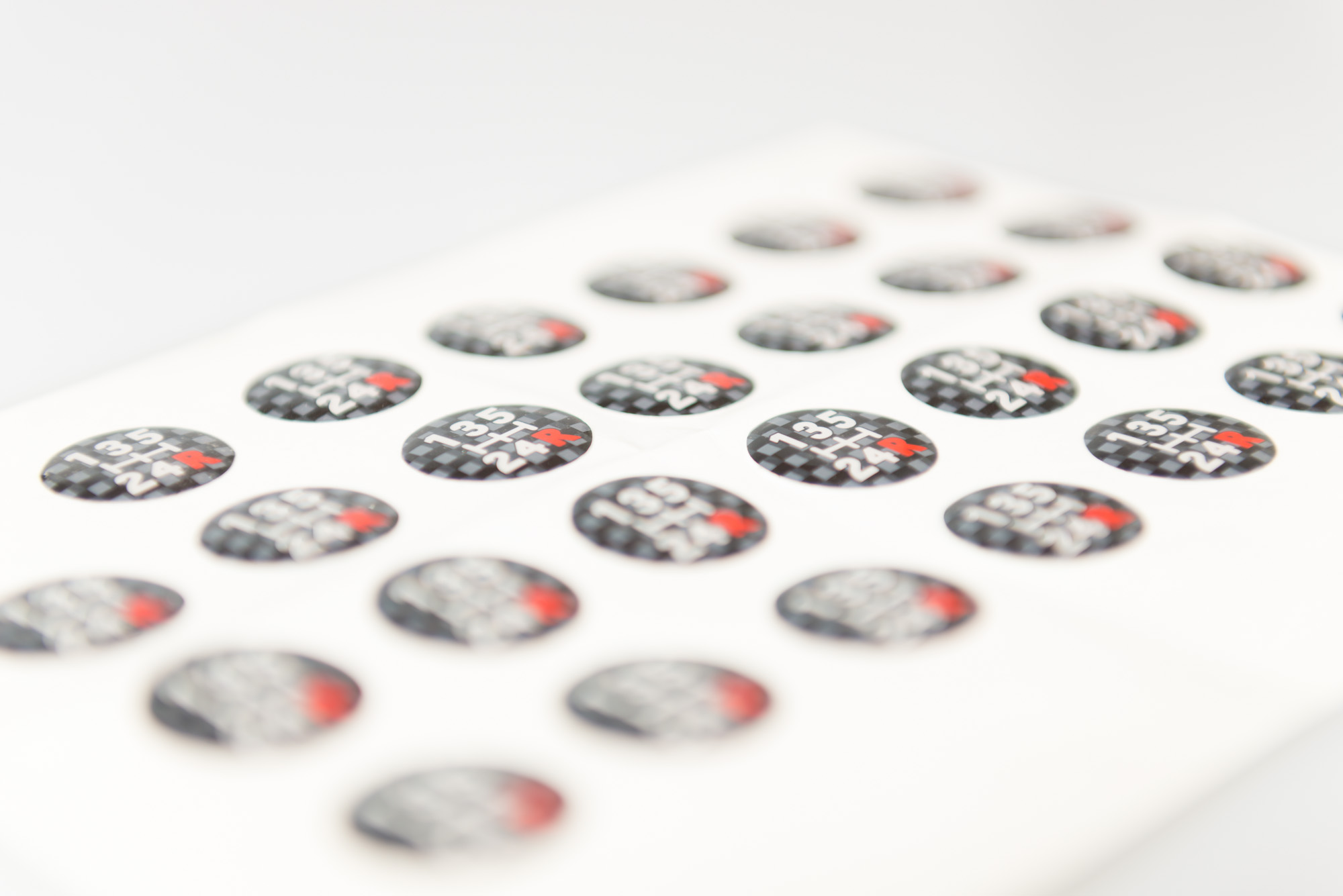 Production Of Epoxy Stickers Tibertarghe